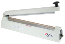 There are a wide variety of hand held heat sealers.<br />
