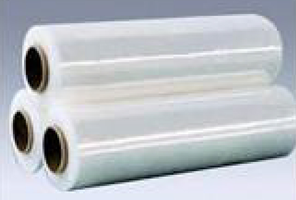 POLY WRAPPER is available in any stretch film. Olefin film which needs stable and high temperature is also possible to use.
